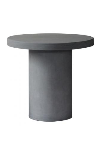 CONCRETE Cylinder τραπέζι Cement Grey